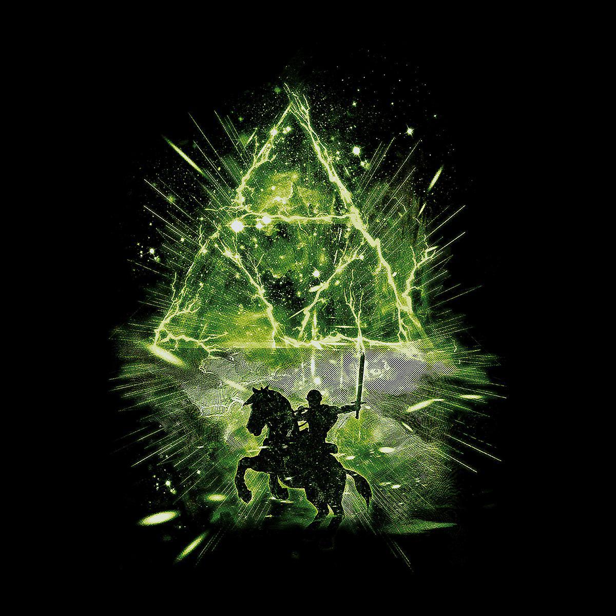 Triforce Storm Legend of Zelda mäns väst