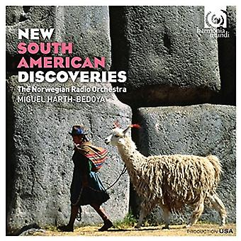 Miguel Harth-Bedoya - New South American Discoveries [CD] USA import