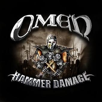 Omen - Hammer Damage [CD] USA import