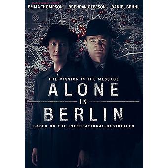 Alone in Berlin [DVD] USA import