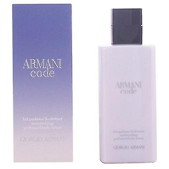 Armani Armani Code Femme Perfumed Body Lotion 200 Ml (Woman , Perfume , Gels and Lotions)