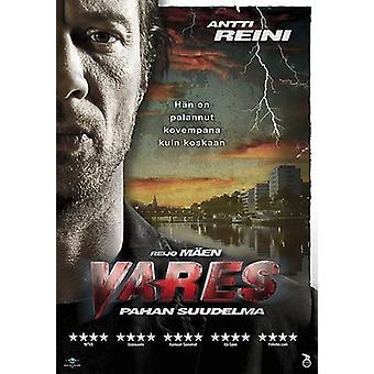 Vares-il male Kiss (DVD)