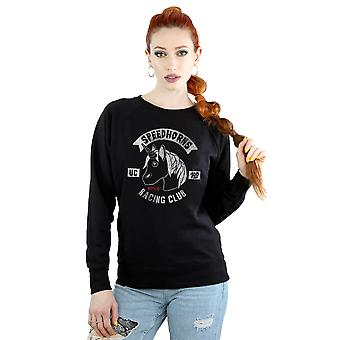 Emoji Women's Speedhorns Racing Club Sweatshirt