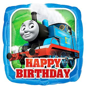Anagram Thomas The Tank Engine 18 Inch Square Foil Balloon