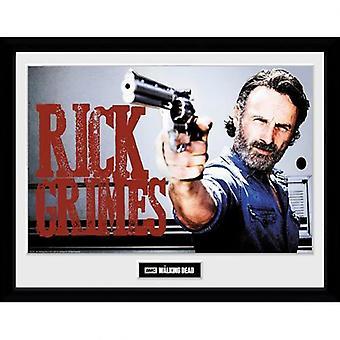 The Walking Dead Picture Rick Grimes 16 x 12