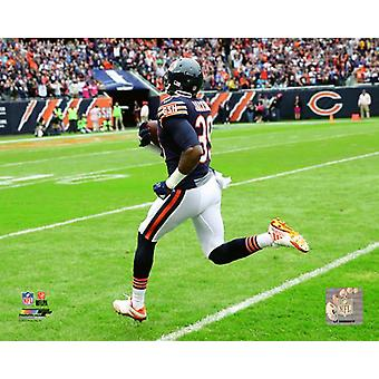 Eddie Jackson 2017 Action Photo Print