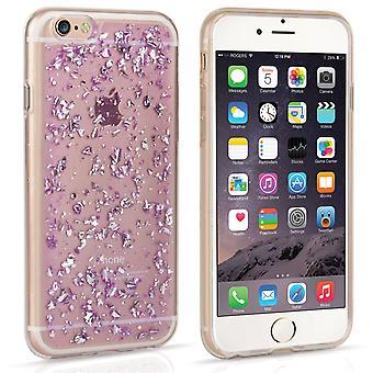 Caseflex Iphone 6 и 6s фольги мягкий футляр - фиолетовый