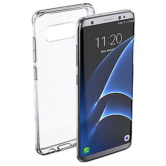 Griffin Reveal fallet täcker för Samsung Galaxy S8 Clear (modell nr GB43425)