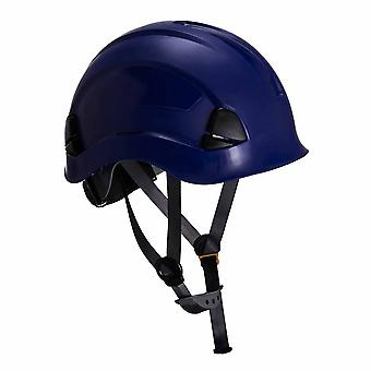 Portwest - Site Safety Workwear Height Endurance Helmet Hard Hat -  - Adjustable