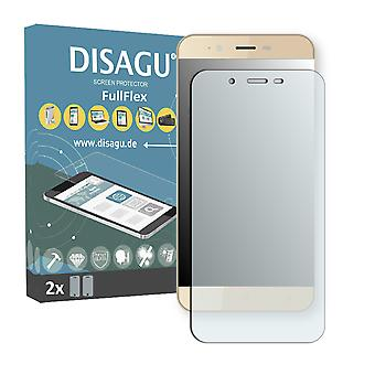 Accent speed Y2 display protector - DISAGU FullFlex protector