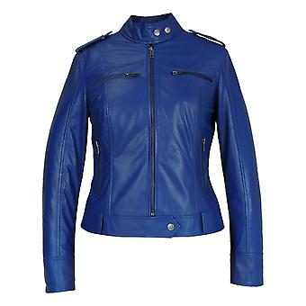 Faya Womens Leather Jacket