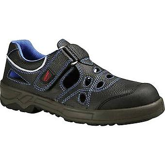 Safety work sandals S1P Size: 45 Black Worky Safety Line CAPRI 2427 1 pair