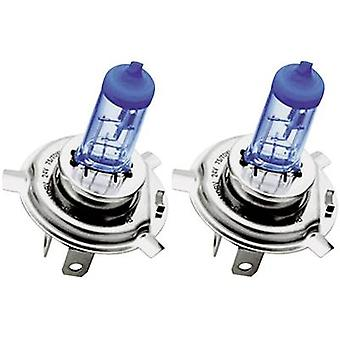 Halogenlampe Philips MasterDuty Blue Vision H4 75/70 W