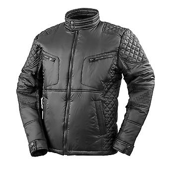 Result Urban Mens Padded Biker Jacket
