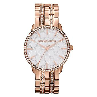 Michael Kors Ladies Watch Rose Gold Tone Lady Nini MK3183