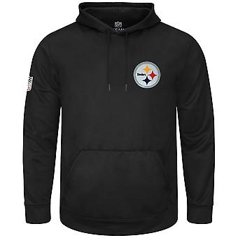 Majestic NFL Hoody - realm Pittsburgh Steelers Black