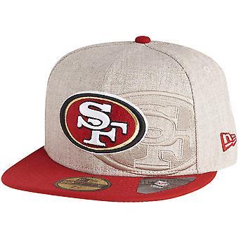 Nuova era 59Fifty Cap - SCREENING-San Francisco 49ers