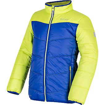 Regatta Boys & Girls Icebound III Lightweight Water Repellant Jacket