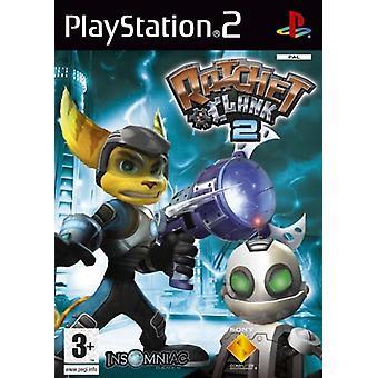 Ratchet Clank 2 vergrendeld geladen (PS2)