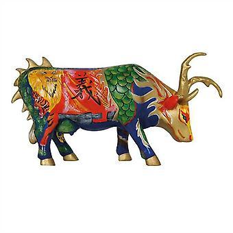 Cow Parade Guang Gong (medio)