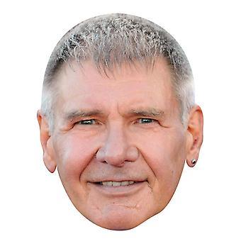 Máscara de Harrison Ford