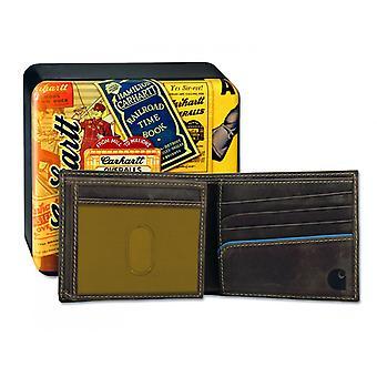 Carhartt wallet billfold wing two-tone