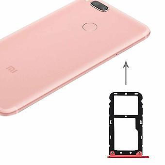 For Xiaomi MI 5pcs SIM card Halter SIM tray SIM / TF slide holder red new