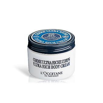 L Occitane Ultra Rich Body Cream