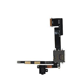 Ersatz für iPad 2 - Audio Jack Flex mit Sim-Kartenhalter