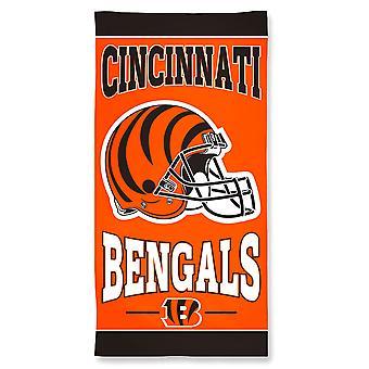 Wincraft NFL Cincinnati Bengals strand handdoek 150x75cm