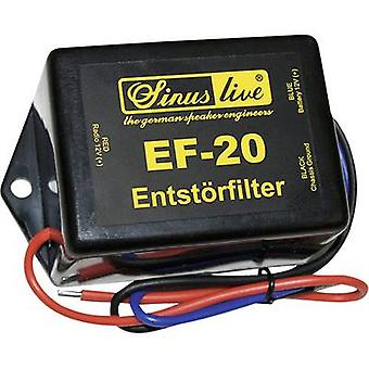 EMI filter Sinuslive EF-20