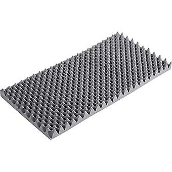 Hard Density Sound Insulating Panel, (L x W x H) 1000 x 500 x 60 mm