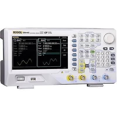 Rigol DG4102 Mains-powered 0.000001 Hz - 100 MHz 2-channel Sinus, Rectangle, Pulse, Noise, Arbitrary, Triangle Manufactu