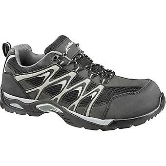Safety shoes S1P Size: 45 Black, Grey Albatros 641390 1 pair