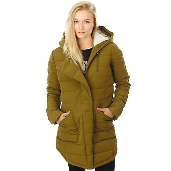 Roxy Military Olive Indi Coast Womens Jacket