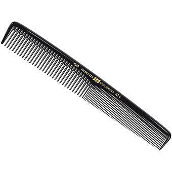 Hercules Sagemann Hard Rubber Hair Cutting Comb 7""