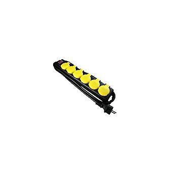NVOLTZ Professionele TCD 6-Voudig 3x1,5mm