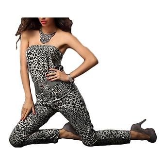 Waooh - Fashion - leopard bustier Combination