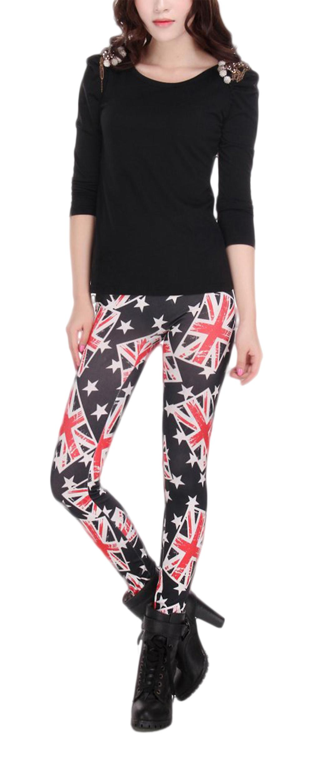 Waooh - Printed leggings English flag Bih