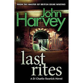 Last Rites - (Resnick 10) by John Harvey - 9780099567929 Book