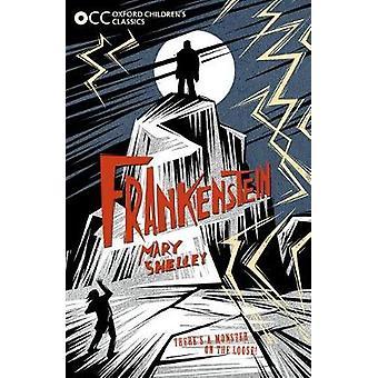 فرانكنشتاين بماري شيلي-كتاب 9780192759955