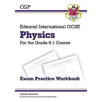 New Grade 9-1 Edexcel International GCSE Physics - Exam Practice Workb