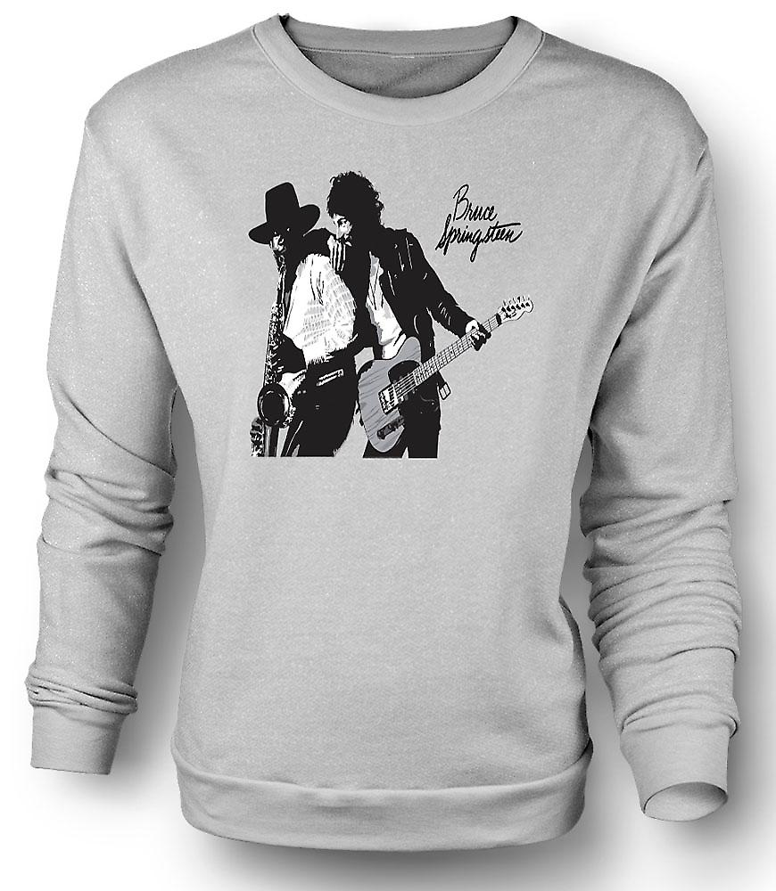 Mens Sweatshirt Bruce Springsteen Born To Run