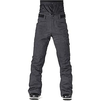 Horsefeathers Space Black Eve Womens Snowboarding Pants