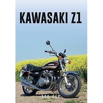 Kawasaki Z1 by Rod Ker - 9781445651286 Book