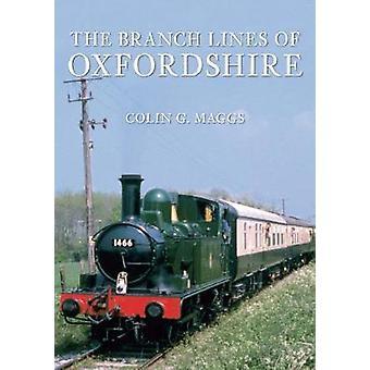 Sidebaner i Oxfordshire af Colin G. Maggs - 9781848683457 bog
