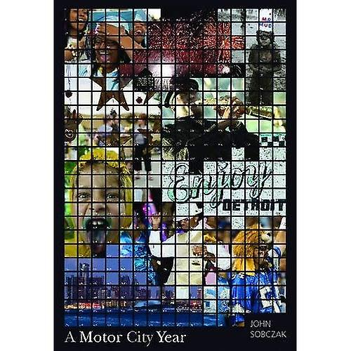A Motor City Year (Painted Turtle Book)