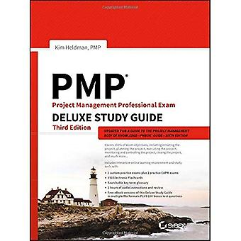 Pmp Project Management Professional Exam Deluxe Study Guide