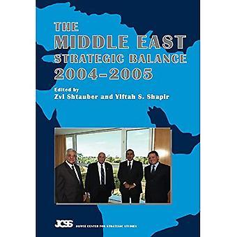 The Middle East Strategic Balance 2004-2005