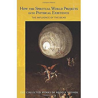Comment le monde spirituel projette dans l'Existence physique: l'Influence des morts (recueils de Rudolf...